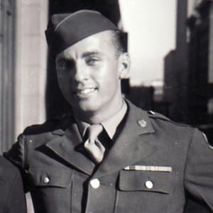 Dad, 26, in 1944