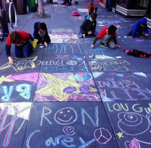 2015 Children in the Castro World AIDS Day